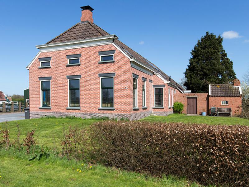 Kunststof kozijnen Froombosch