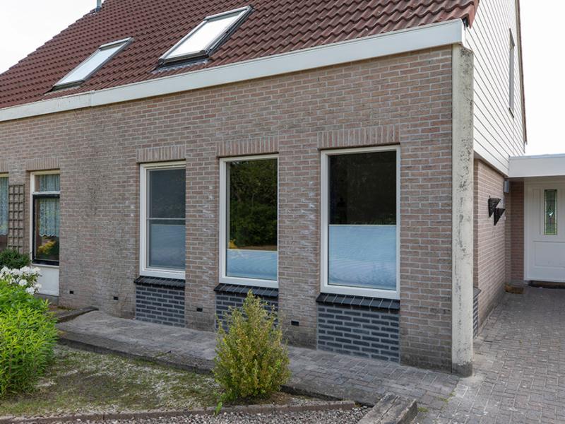 Kunststof kozijnen Nieuweschans