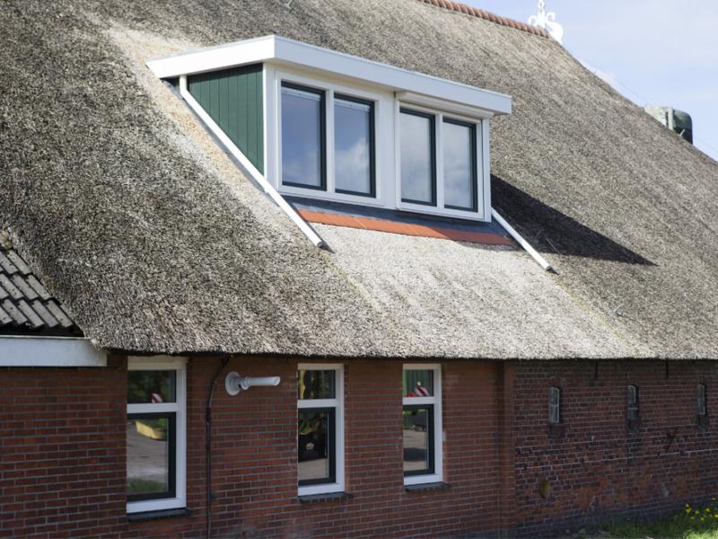 Kunststof dakkapel De Veenhoop