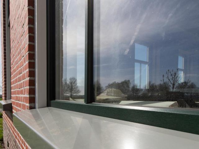 Kunststof kozijnen met dubbel glas: de voordelen